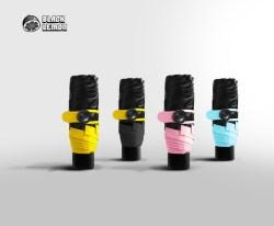 BlackLemon黑柠檬nano袖珍遮阳伞防晒伞