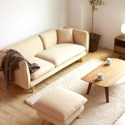 现代简约欧式客厅小户型双人沙发组合