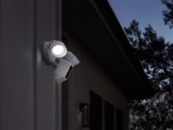 See Outdoor Security in a Whole New Light With Ring Floodlight Cam