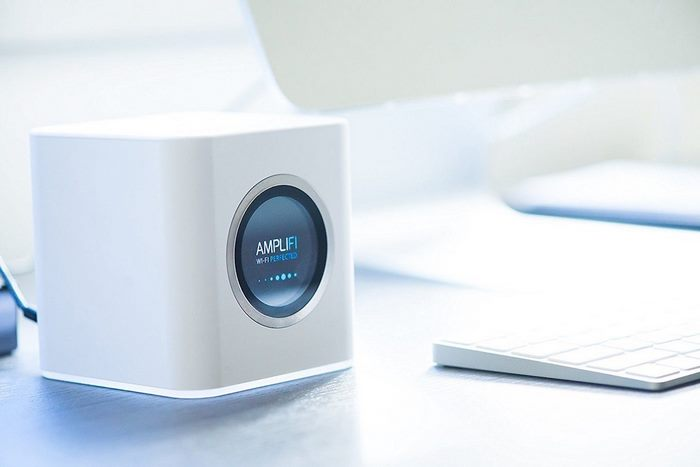 AmpliFi HD Wi-Fi Router Not Just a Wi-Fi Router, It's a Mesh Wi-Fi System
