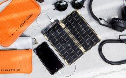 Solar Paper By YOLK The Thinnest And Lightest Solar Charger