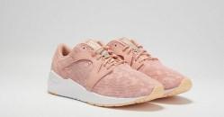 ASICS 亚瑟士 GEL-LYTE KOMACHI 女鞋复古运动跑步鞋,提花鞋面,尽显柔美气息