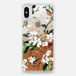 Magnolia Branch iPhone x cases By Casetify