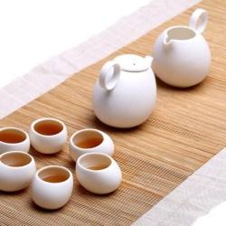 原初格物 功夫茶具套装,寓意知音者