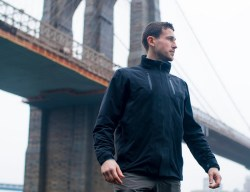 The Cubed Waterproof Travel Jacket for Everyday