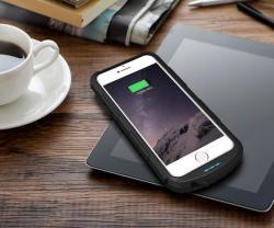 iWALK/爱沃可 苹果6s背夹电池手机壳,2400mAh