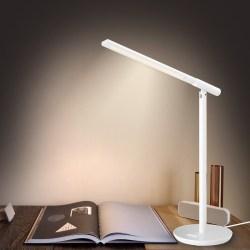 雷士(NVC Lighting)雷士照明 LED台灯 EJTT1050,无极调光调色工作学习卧室床头灯