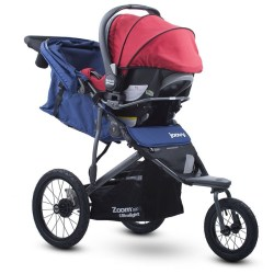 Joovy Zoom 360 Ultralight Jogging Stroller with High-end Functionality