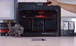 MakerBot Replicator+ A Fast 3D Printer