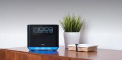 iHome iAVS16 Alexa Bedside Speaker System Far Field Amazon Alexa Voice Service