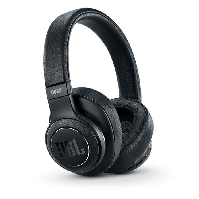 JBL Duet NC 包耳式蓝牙耳机,ANC主动降噪头戴式