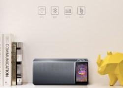酷狗kugou 智能音响,无线蓝牙音箱,旋转触屏,安卓系统