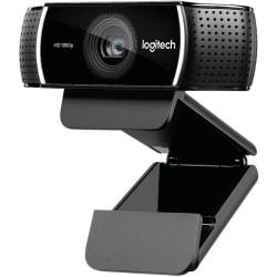 Logitech罗技 C920 HD Pro 高清网络摄像头 1080p 全高清