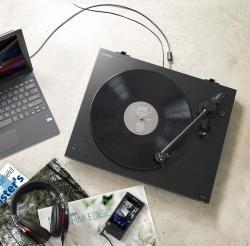 Sony/索尼 PS-HX500 黑胶唱片机,皮带驱动直流马达,原生DSD