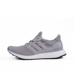Adidas阿迪达斯 Ultra BOOST 4.0 男子跑步鞋四季款 BB6166