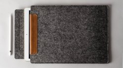 Loop Wool IPad Pro 12.9″ Sleeve By Hardgraft