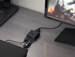 Aukey Bi-Directional HDMI Switch 2×1 Supports 4K