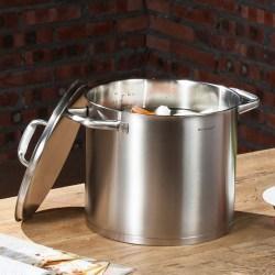 Momscook 不锈钢汤锅LY2622,深烧锅电磁炉通用