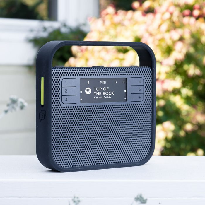 Triby Smart Portable Speaker with Homekit