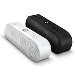 Beats pill+ 无线蓝牙音乐音箱,体型小巧,声音澎湃