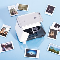 KiiPix Instant Photo Printer By Firebox