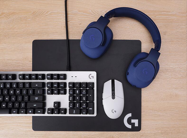 Logitech罗技 G304 电竞游戏机械无线鼠标,12000DPI