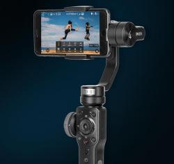 Zhi yun 智云 Smooth 4 防抖三轴手持云台稳定器,为手机电影而生
