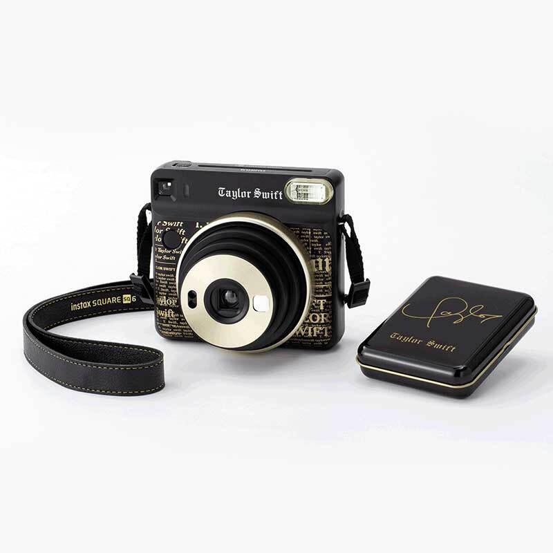 FUJIFILM富士 instax SQUARE SQ6 泰勒·斯威夫特联名款拍立得相机