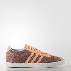 Adidas阿迪达斯 neo COURTSET W 女子休闲运动鞋 B74562