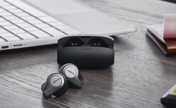 Jabra Evolve 65t UC-certified professional true wireless earbuds for office