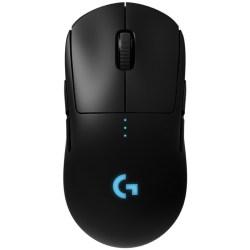 Logitech罗技 G PRO 无线有线双模游戏机械鼠标,支持 Powerplay 鼠标垫无线充电