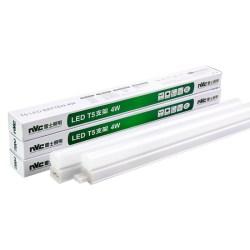nVc雷士 t5 一体化支架 Led 灯管 4W