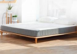 小米生态链 8H TS 天然乳胶床垫,乳胶多连锁弹簧床垫