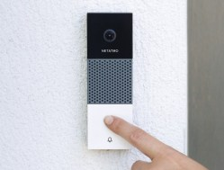 Netatmo Smart Video Doorbell with Security Camera