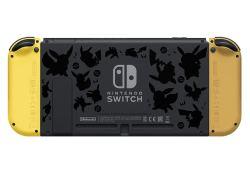 Nintendo任天堂 Let's Go Pikachu 皮卡丘限量版,精灵宝可梦 Switch游戏机+Pokeball Plus 精灵球