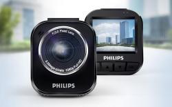 PHILIPS飞利浦 ADR610s 行车记录仪,6层全玻璃镜头,1080P全高清