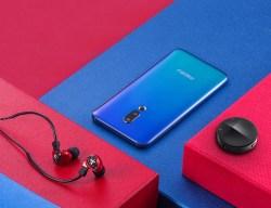 Meizu魅族 16th Plus 智能手机,8+128G 醉于声色限量套装