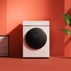 Xiaomi小米 Mijia米家 10 公斤变频滚筒洗烘一体全自动洗衣机,21种洗烘模式