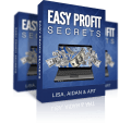 Easy Profit Secrets Review: Simple Traffic Method To Make $105-$197 Per Day