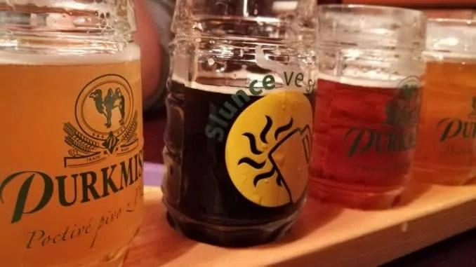 Mini-Brauerei Purkmistr