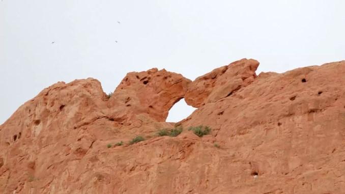 Kissing Camels im Garden of Gods