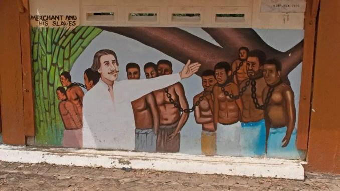 Sklaverei in Ghana