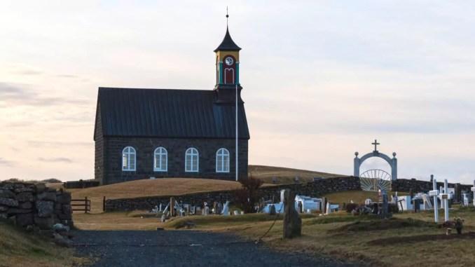 Hvalsneskirkja Reykjanes