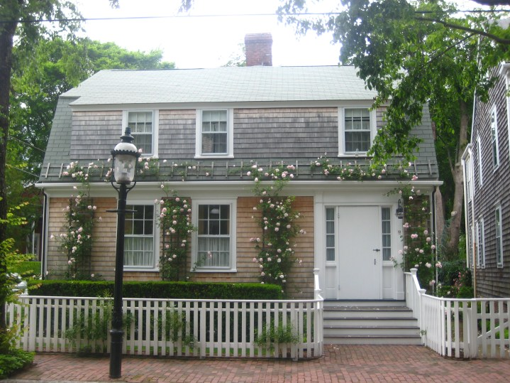 Typical Architecture seen on Nantucket