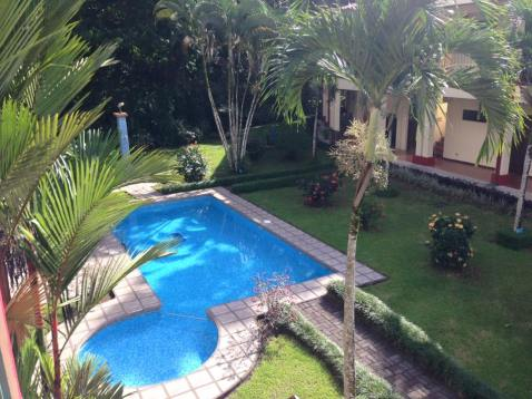 Hotel Monte Real Pool