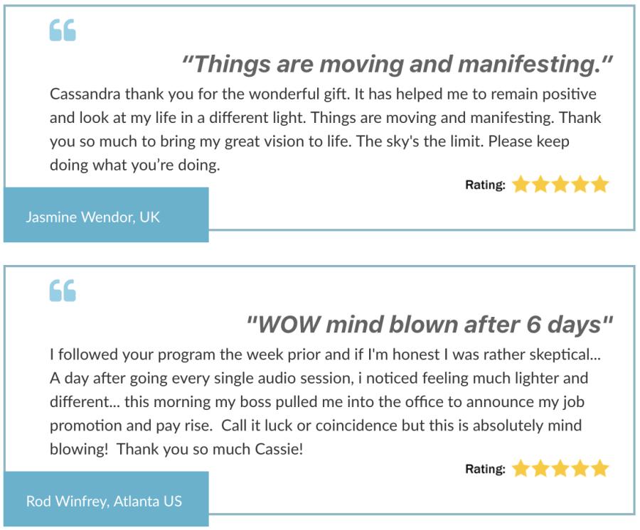 Abundance Manifestor reviews