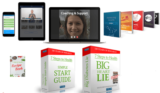 7 Steps To Health Big Heart Disease Lie bonuses