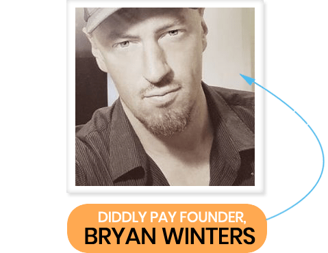 Diddly Pay founder Bryan Winters