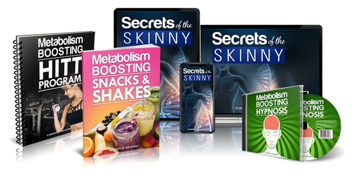secrets of the skinny bonuses