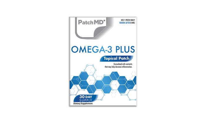 PatchMD Omega 3 Plus Review